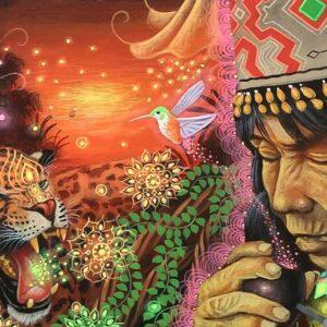 Ayahuasca畫